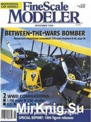 FineScale Modeler 1994-11