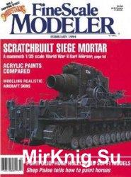 FineScale Modeler 1994-02