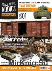 Scale Model Addict Issue 01