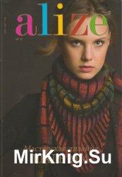 Alize №15 2014 Мастерская дизайна. Шаль