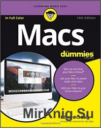 Macs For Dummies, 14th Edition