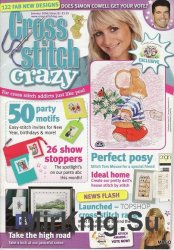 Cross Stitch Crazy №81, 2006