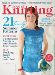 Love of Knitting - Summer 2015