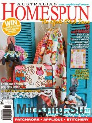 Australian Homespun September 2012
