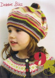 Debbie Bliss Knitting Patterns and Knitting Books 9 to 5