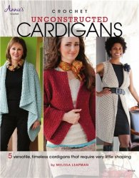 Crochet Unconstructed Cardigans