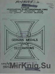 German Medals and Decoration