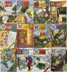 PS Magazine - The Preventive Maintenance Monthly №444-455 1989