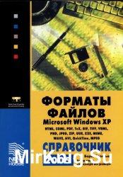 Форматы файлов Microsoft Windows XP