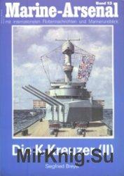 Marine-Arsenal 013 - Die K-Kreuzer (II)