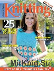 Australian Knitting  vol.6 no 3 2014