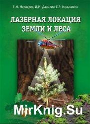 Лазерная локация земли и леса