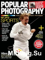 Popular Photography July-August 2016