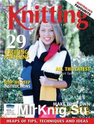 Australian Knitting  vol.6 no 2 2014