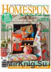 Australian Homespun No.105 2012
