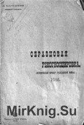 Образцовая рекогносцировка. Исторический пример гражданской войны. 1918