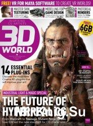 3D World August 2016