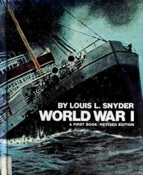 World War I (A First Book)