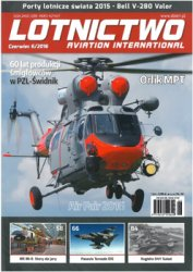 Lotnictwo Aviation International 2016-06