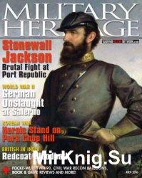 Military Heritage 2016-07
