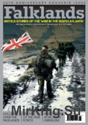 Falklands - Untold Stories of the war in the South Atlantic