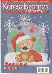 Keresztszemes magazin №4 2014
