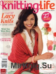 Your Knitting Life June/July 2012