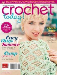 Crochet Today July/August-2010