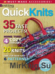 Love of Knitting Presents: Quick Knits