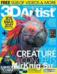 3D Artist Issue 95 2016