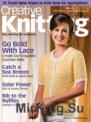 Creative Knitting May 2010