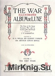 The War Illustrated Album de Luxe. Volume 1