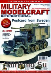 Military Modelcraft International 2011-01