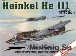 Heinkel He 111 in action (Aircraft Number 184)