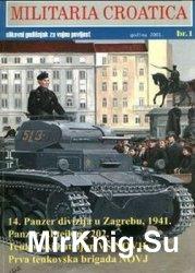 Militaria Croatica br.1