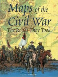 Maps of the Civil War: The Roads They Took