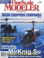FineScale Modeler 1994-09