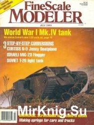 FineScale Modeler 1993-07