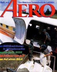 Aero: Das Illustrierte Sammelwerk der Luftfahrt №205