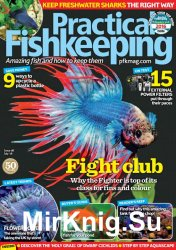 Practical Fishkeeping July 2016