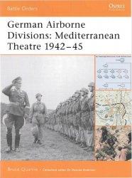 German Airborne Divisions Mediterranean Theatre 1942–45