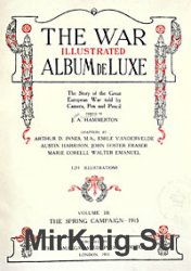 The War Illustrated Album de Luxe. Volume 3