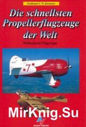 Die Schnellsten Propellerflugzeuge der Welt: Weltrekord-Flugzeuge