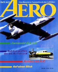 Aero: Das Illustrierte Sammelwerk der Luftfahrt №207