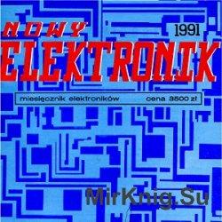 Nowy Elektronik №1-12 1991