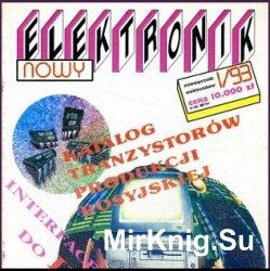Nowy Elektronik №1-12 1993
