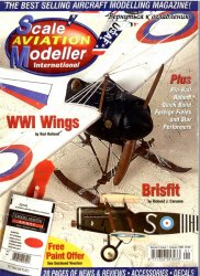 Scale Aviation Modeller Internatational №1 1999