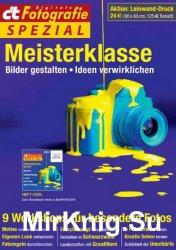 c't Fotografie Spezial Meisterklasse Nr.1 2016