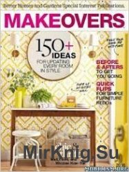 Better Homes & Gardens Makeovers Magazine