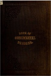 Book of ornamental designs
